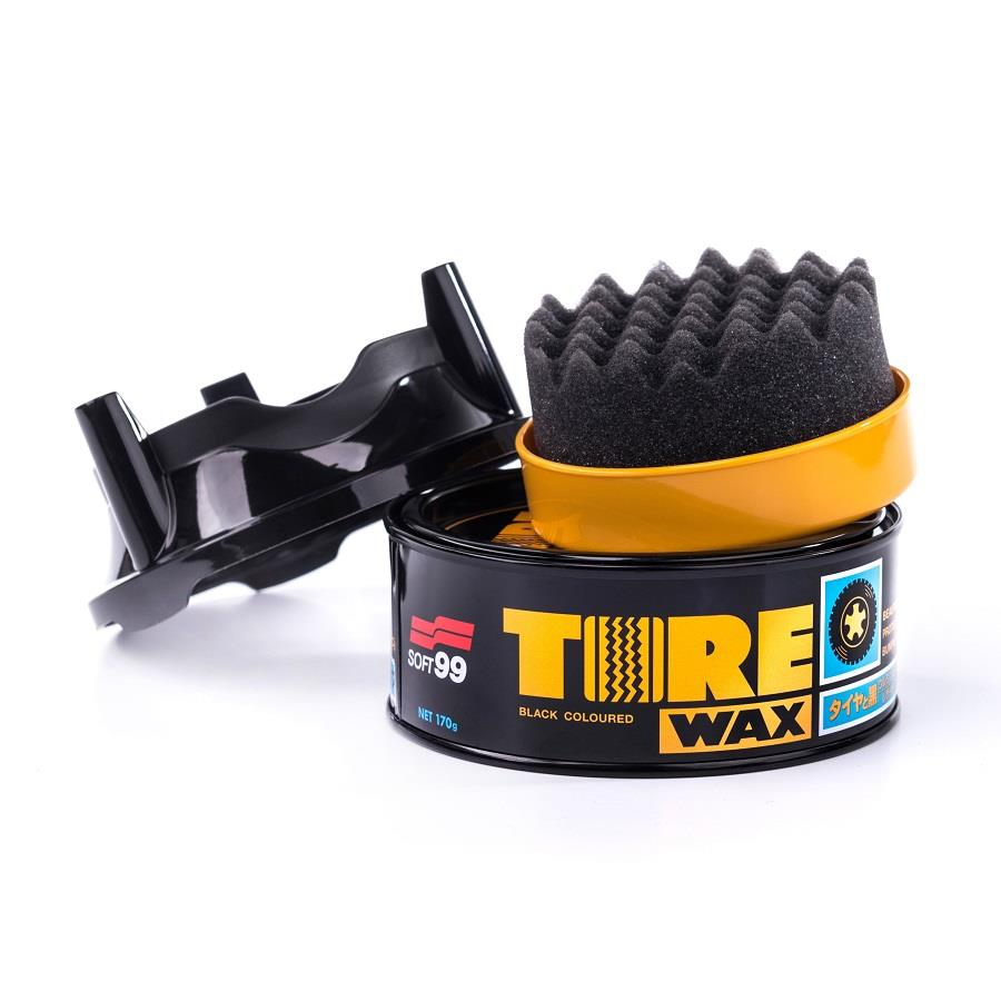 Dekkvoks<br>Tire Black Wax