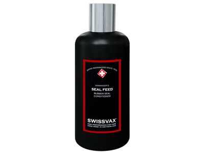 Swissvax Seal Feed<br />Gummifornyer