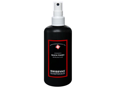 Swissvax Quick Finish<br />Quick detailer