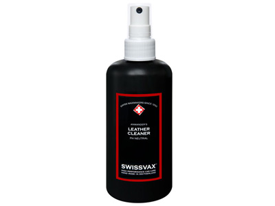Swissvax Leather Cleaner<br />Skinnrens