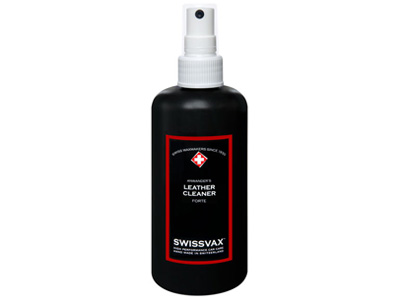 Swissvax Leather Cleaner Forte<br />Kraftig skinnrens