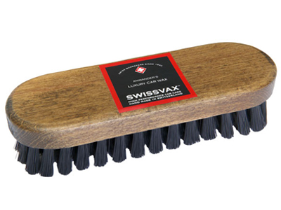 Swissvax Leather Brush<br />Skinnbørste