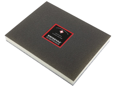 Swissvax Leather Grinding Pad<br />Pussepute for skinn