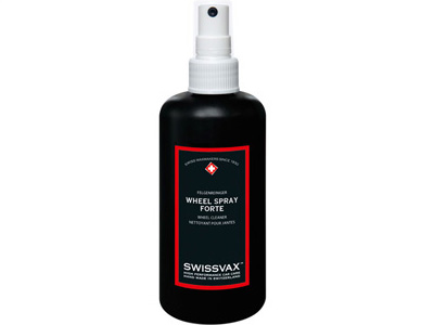 Swissvax Wheel Spray Forte<br />Syrefri felgavfetting