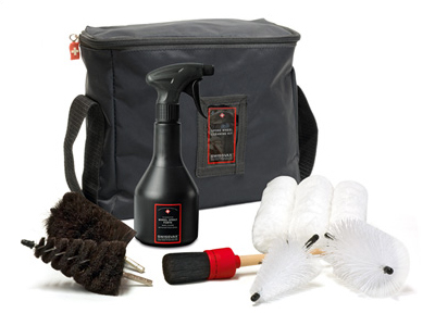 Swissvax Spoke Wheel Cleaning Kit<br />Komplett sett for behandling av felger