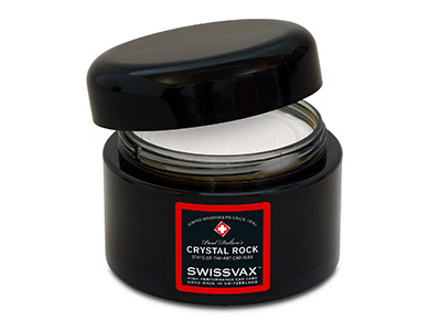 Swissvax Crystal Rock <br />76% Carnauba State of the Art Voks