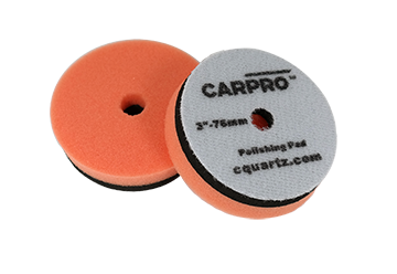 CarPro Orange Polishing Pad<br />Medium cut