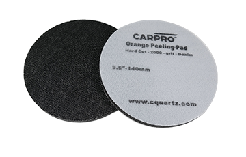 CarPro Orange Peeling Pad<br />Grit 2000 Denim