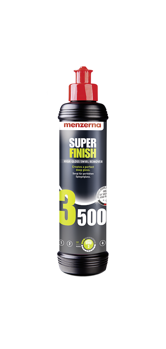 Menzerna SF3500<br />Super finish polish