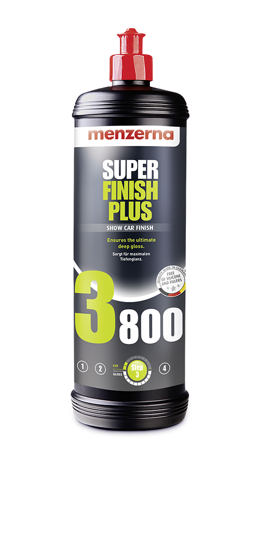 Menzerna SF3800<br />Super finish polish