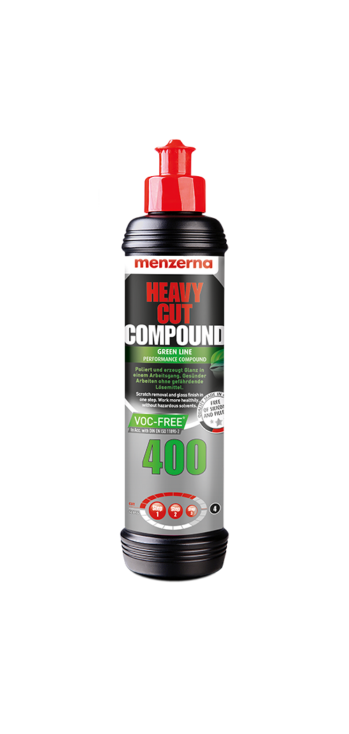 Menzerna Heavy Cut 400 Green Line