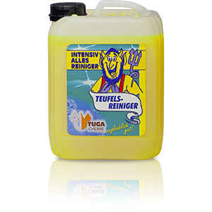 Tuga Devil Cleaner<br />Universalavfetting