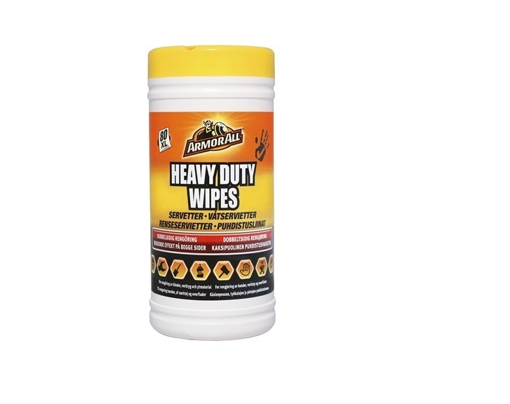 Armor All <br />Heavy Duty Wipes