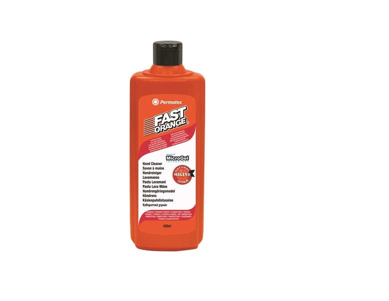 Permatex håndskrubb<br />Fast Orange