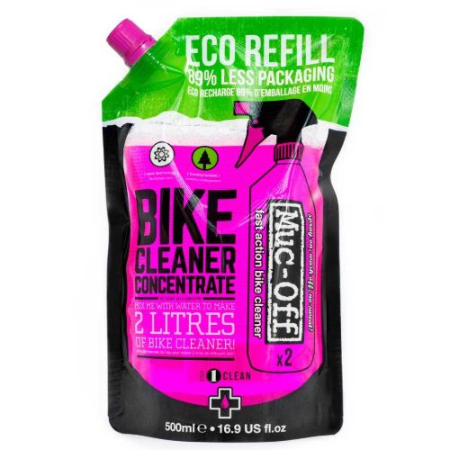 Muc-Off Nano Gel 500ml Pouch