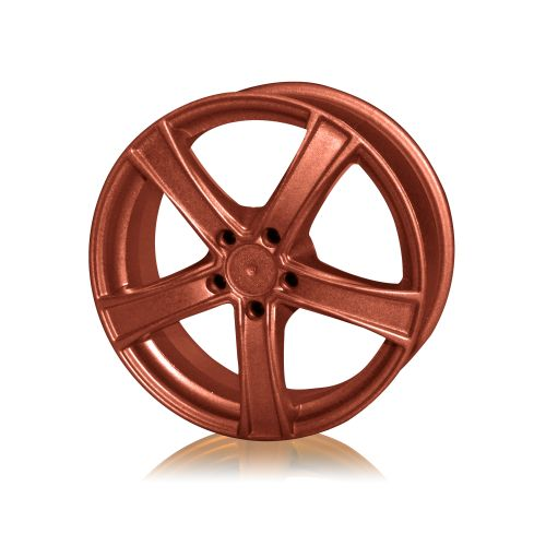 Foliatec sprayfolie sett - Copper metallic matt