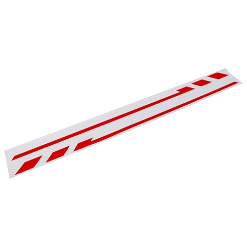 Foliatec Pin striping for Speilhus - Red