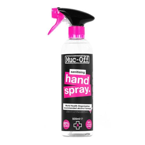 Muc-Off Antibacterial Sanitising Hand Spray