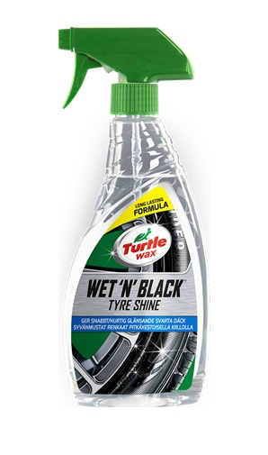 Dekkfornyer<br>Wet`n Black