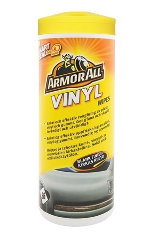 Vinyl Wipes<br>Armor All