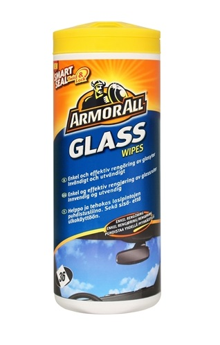 Glass Wipes<br>Armor All