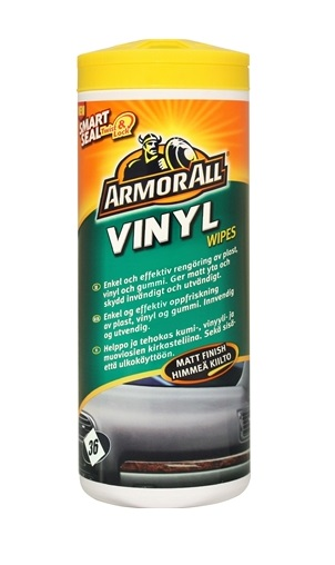 Vinyl Wipes Matt<br>Armor All