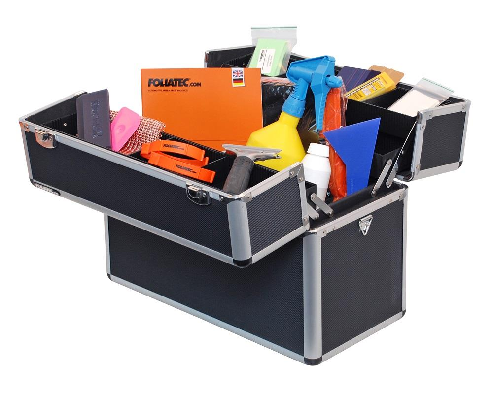 Stylingteam case with tools