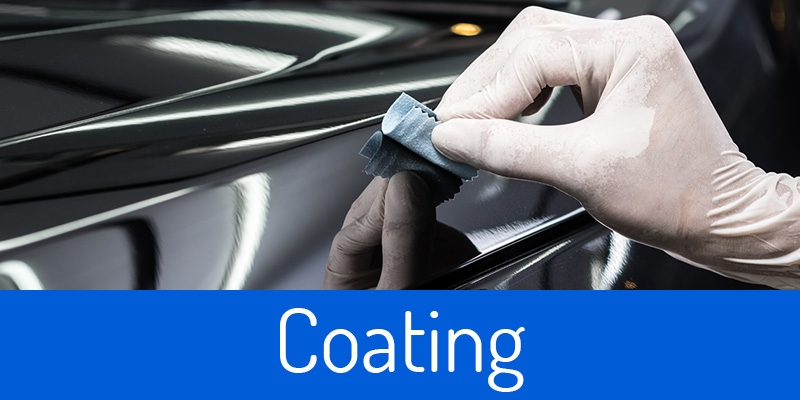 Forsegling/Coating