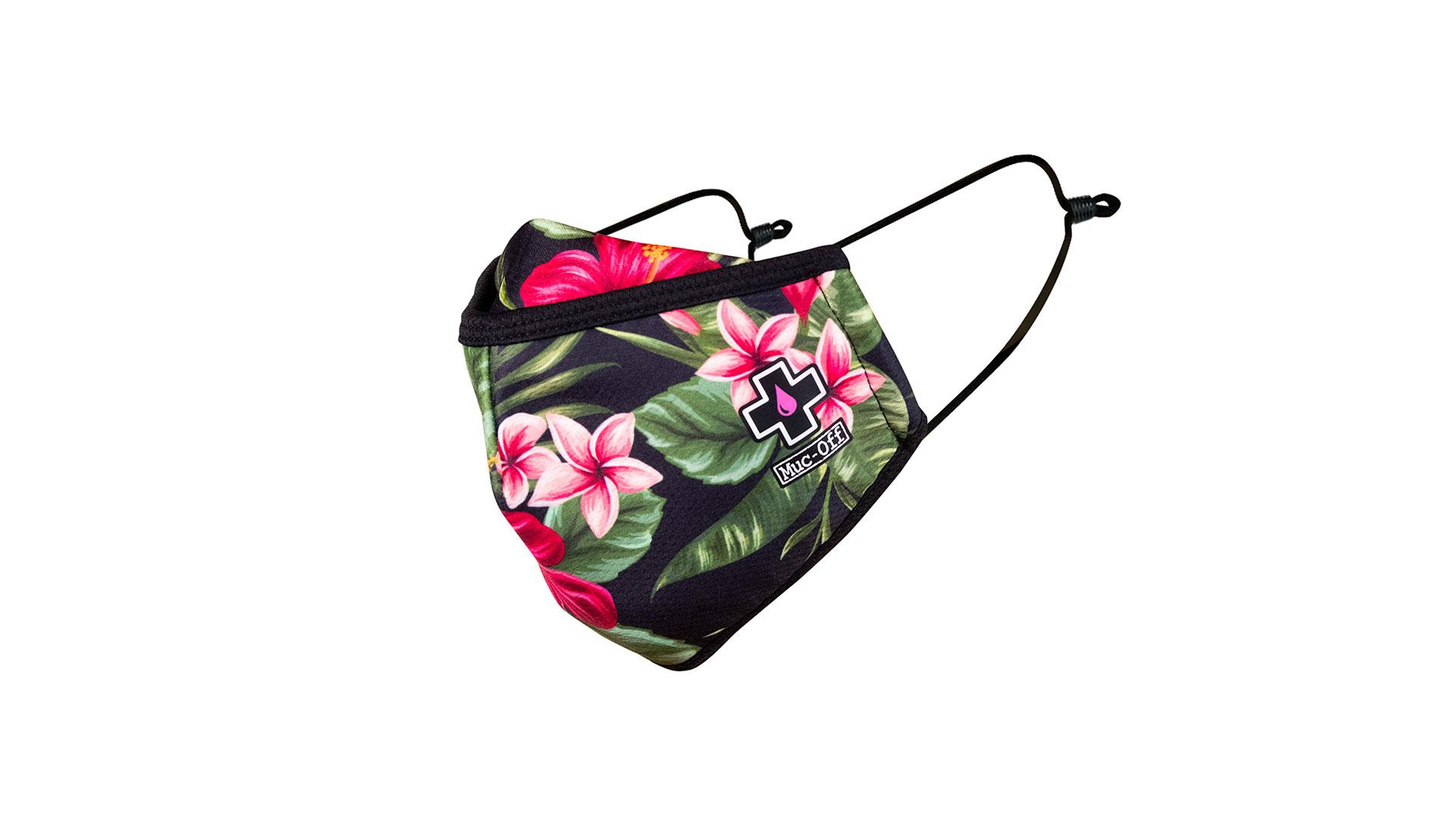 Muc-Off Reusable Face Mask Aloha