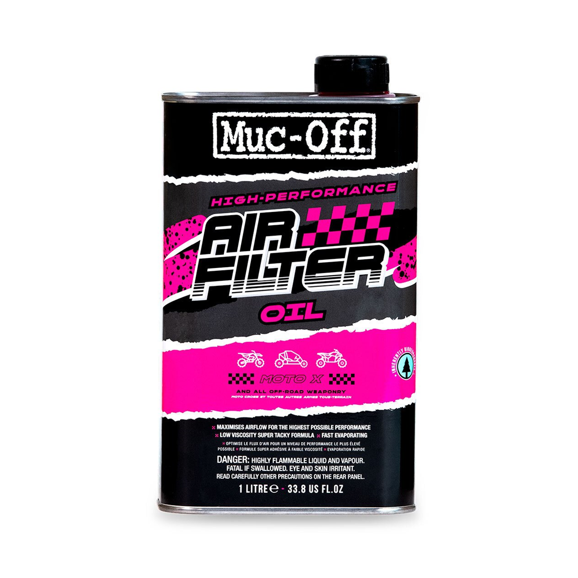 Muc-Off Motorcycle Air filter Oil