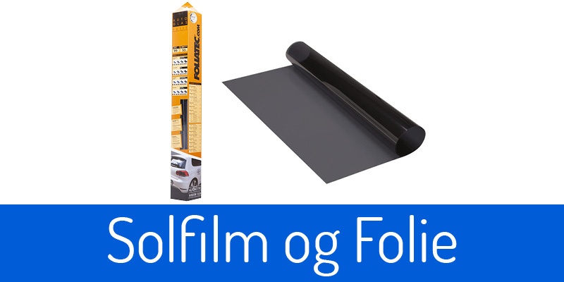 Solfilm og Folie