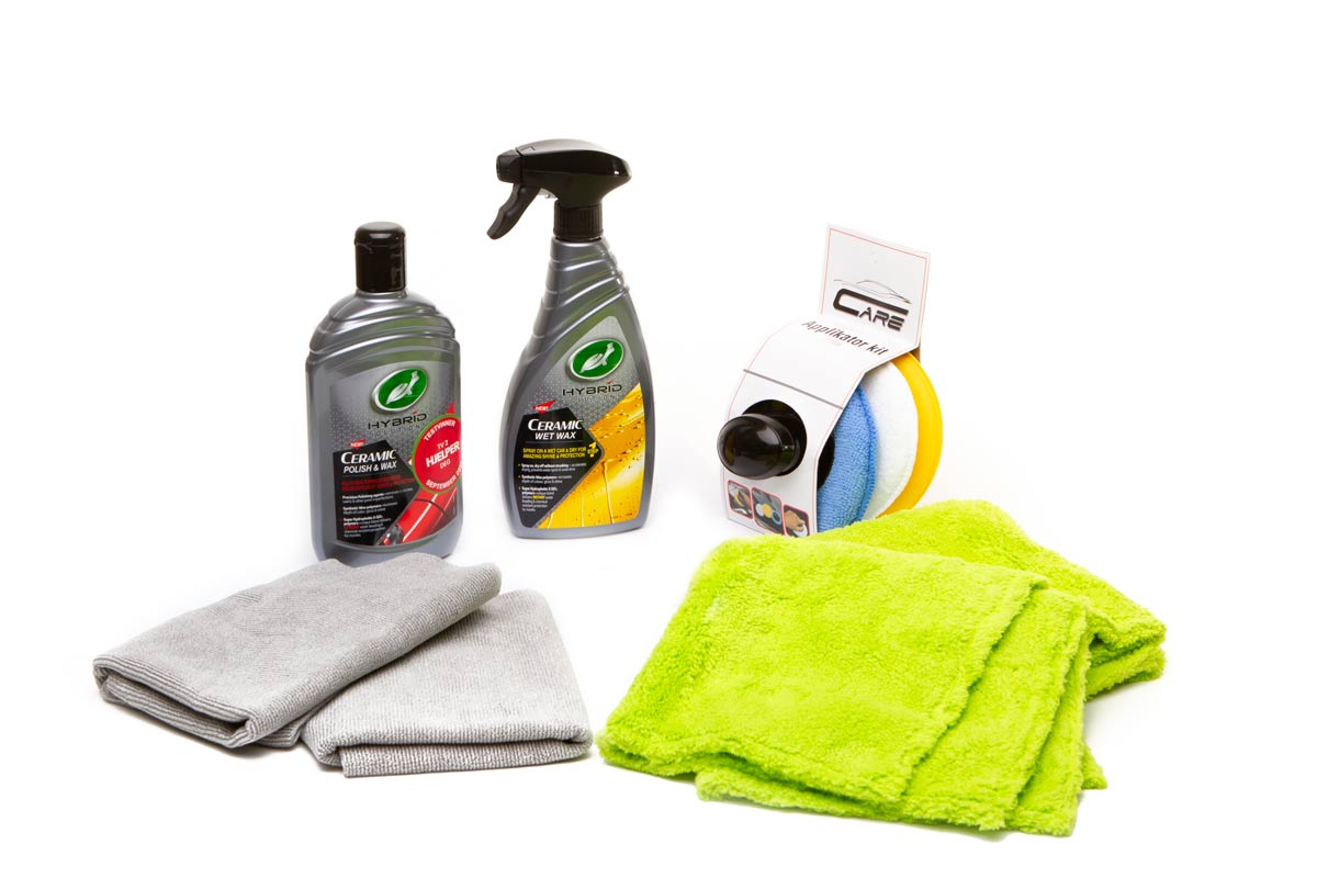 Turtle kit - Wet Wax<br />Hybrid Solutions
