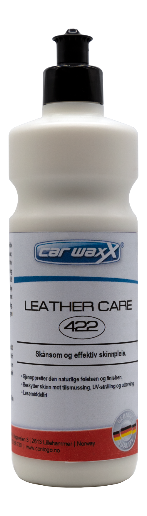 carwaxX Leather Care